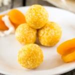 Coconut Apricot Bites