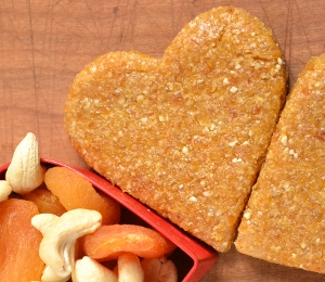 Thumbnail image for Apricot Cookie Dough Bites