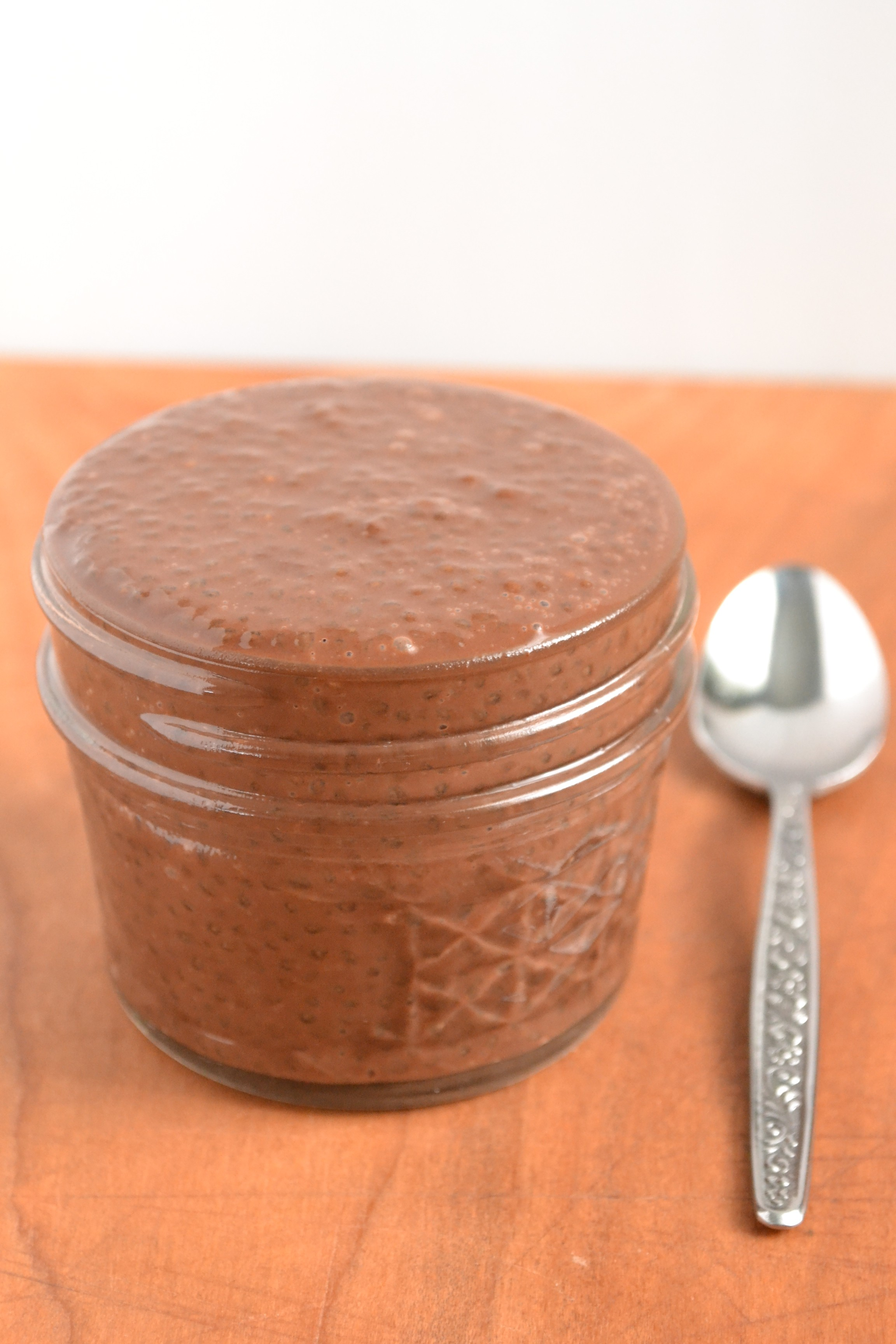 Healthy Chocolate Chia Pudding Recipe — Dishmaps