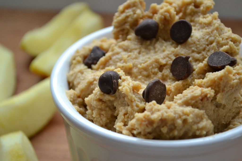 Peanut Butter Cookie Dough Dip
