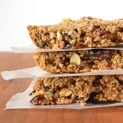 Thumbnail image for Peanut Butter Granola Bars