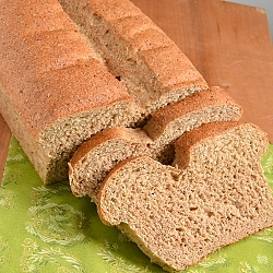 Thumbnail image for Fluffy 100% Whole Wheat Bread