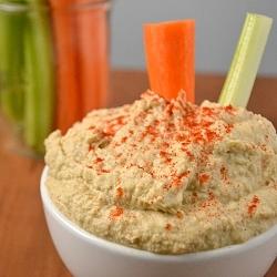 Thumbnail image for Roasted Garlic Hummus