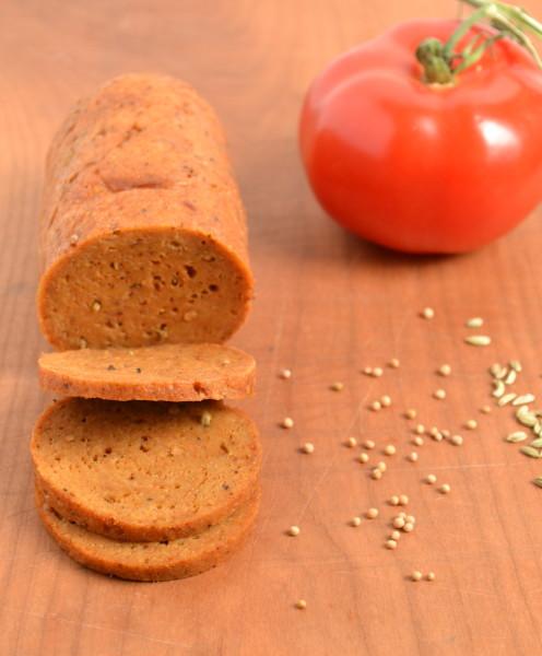 Seitan Pepperoni
