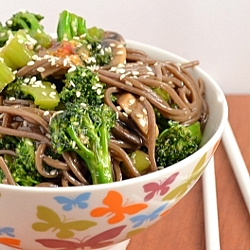 Thumbnail image for Simple Broccoli Stir Fry