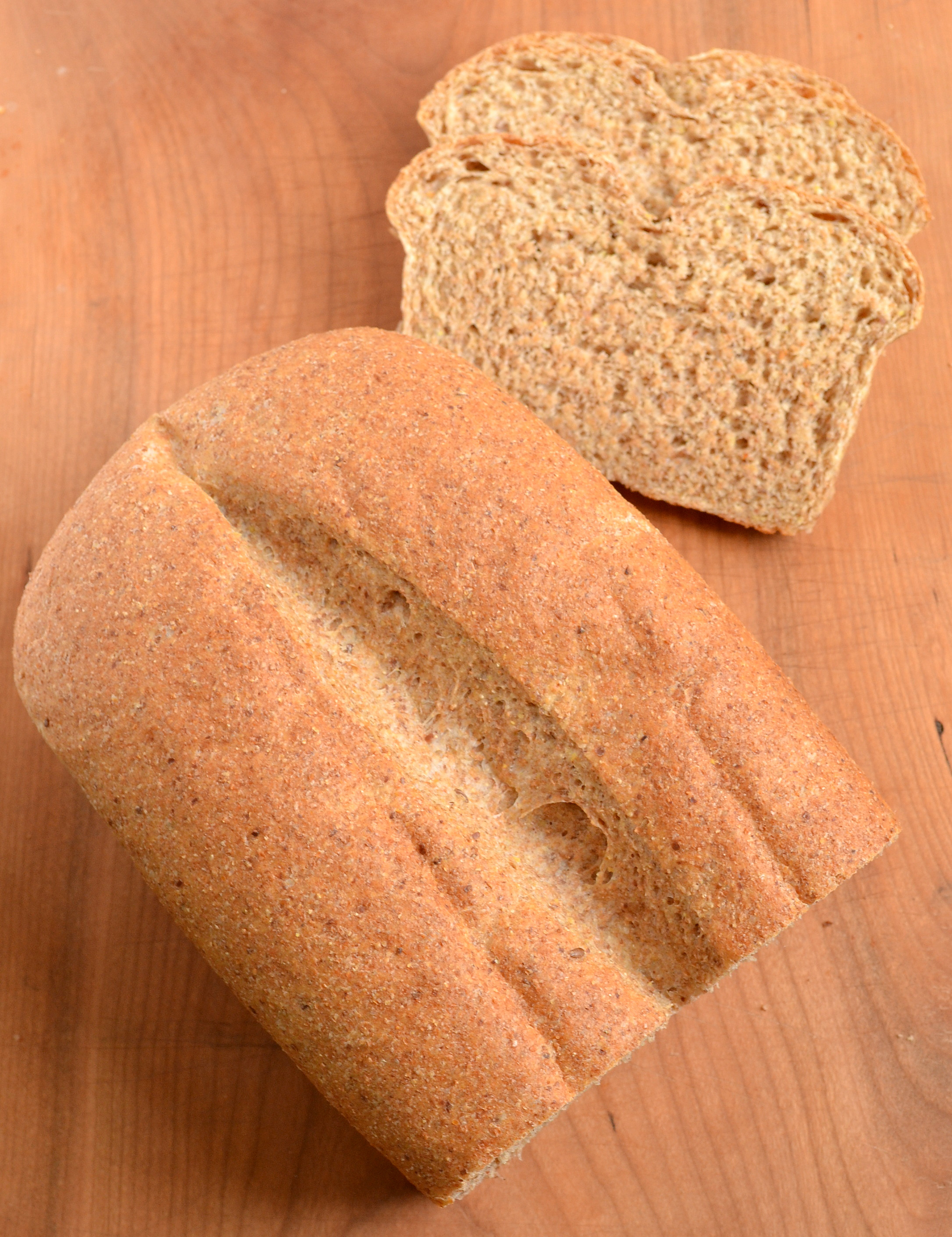 100% Whole Wheat Honey Bread Recipe — Dishmaps