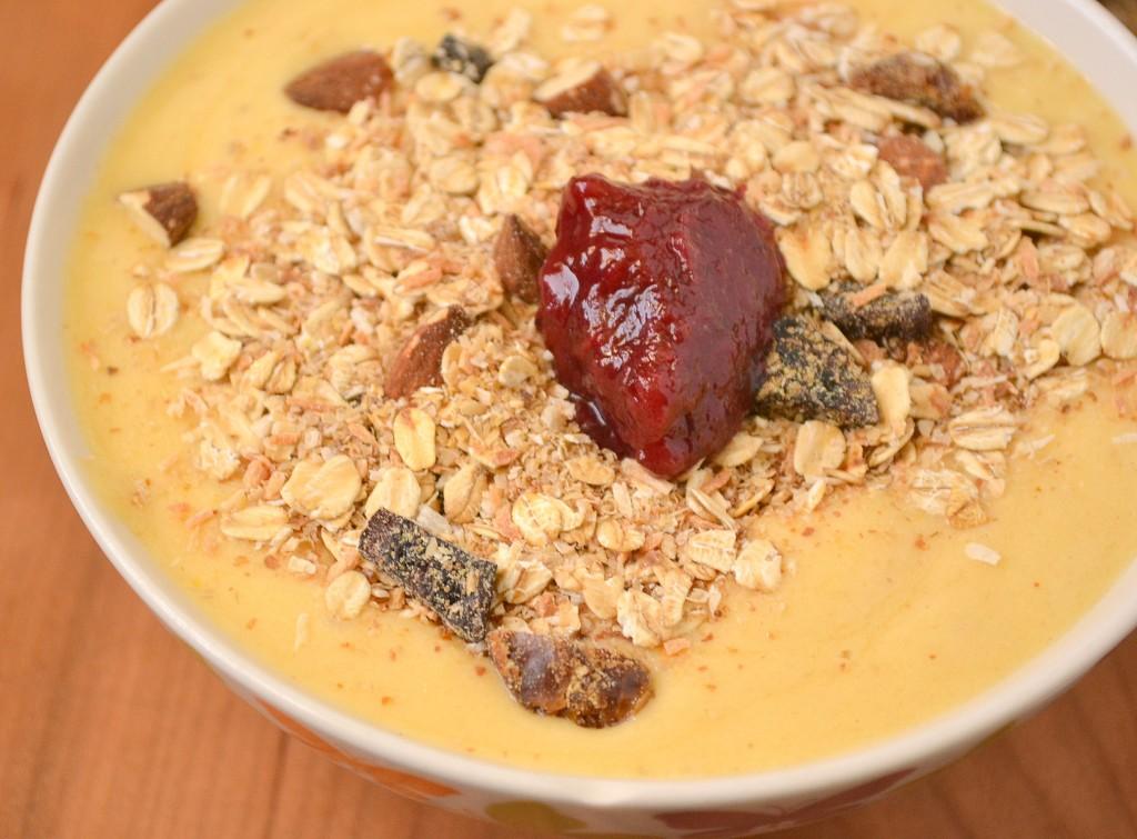 Coconut Cherry Muesli