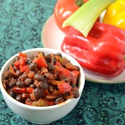 Thumbnail image for BBQ Black Beans