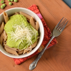 Thumbnail image for Green Pea Pesto