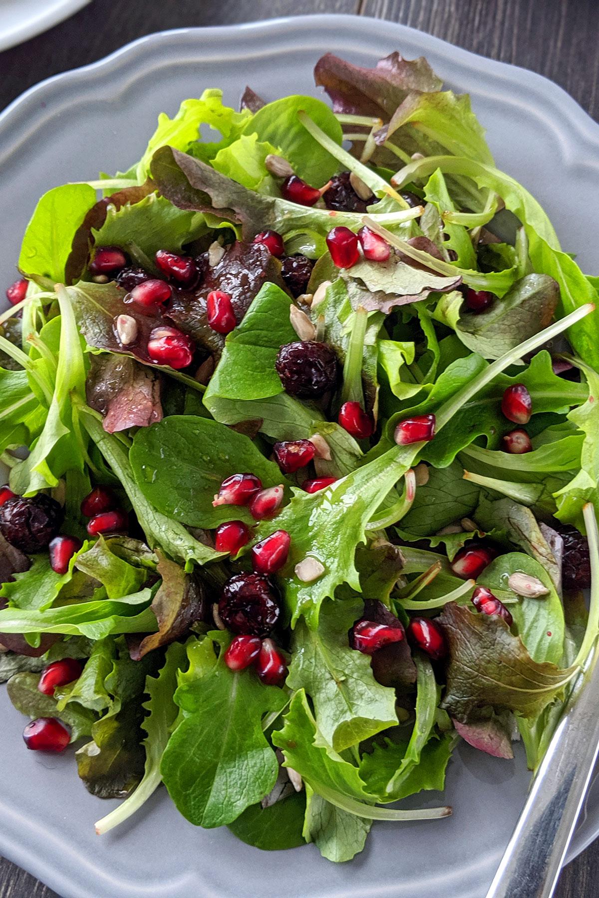 Sunflower Seed Salad