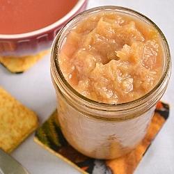 Thumbnail image for Honey Rhubarb Compote