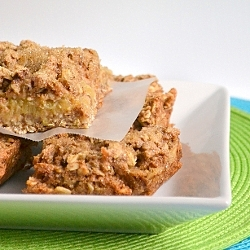 Thumbnail image for Rhubarb Crumble Bars