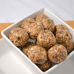Thumbnail image for One Bowl, All Natural, No-Bake Energy Bites