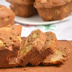 Thumbnail image for Rhubarb Muffins or Mini Loaves