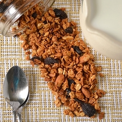 Thumbnail image for Cherry Almond Granola