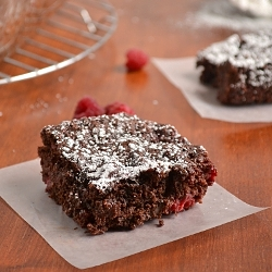 Thumbnail image for Raspberry Brownies