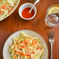 Thumbnail image for Simple Sweet and Tangy Coleslaw