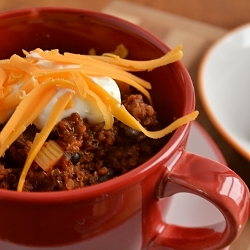 Thumbnail image for Vegetarian Quinoa Chili