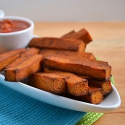 Thumbnail image for Baked Chili Cheese Polenta Fries