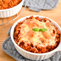 Thumbnail image for Pizza Quinoa Casserole
