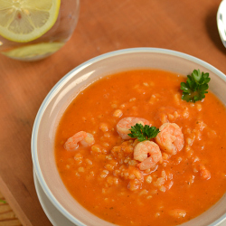 Thumbnail image for Cajun Shrimp Soup