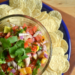 Thumbnail image for Grilled Pineapple Salsa