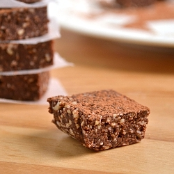 Thumbnail image for Raw Vegan Coconut Brownies