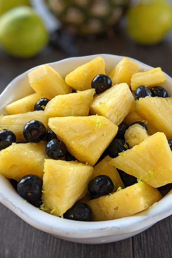 Pineapple Fruit Salad