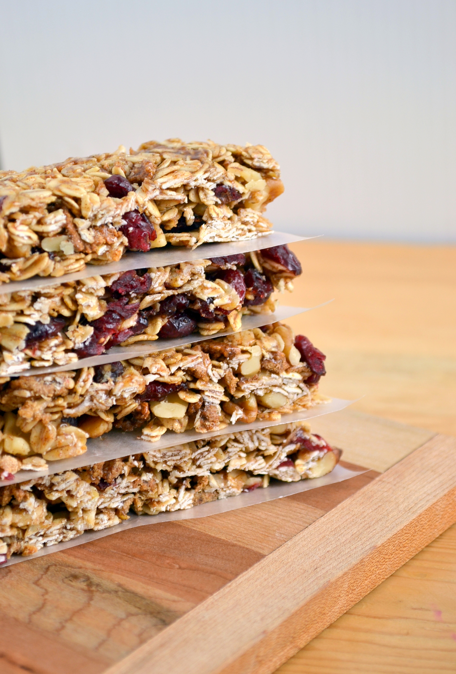 Chewy Nut And Cereal Bars Recipes — Dishmaps