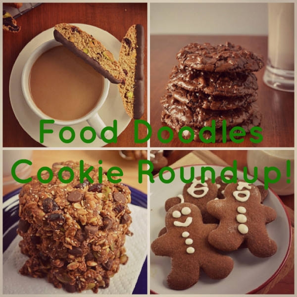 Substituting Whole Grains in Cookies and a Cookie Roundup!