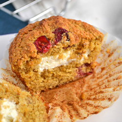 Thumbnail image for Whole Orange Fresh Cranberry Muffins