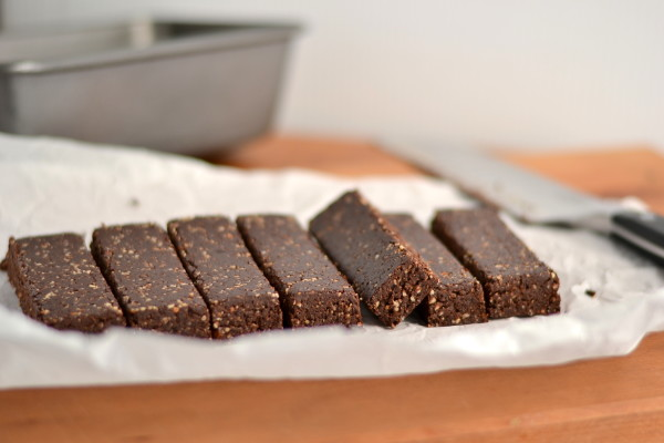 Raw Vegan Espresso Brownies(Grain Free)