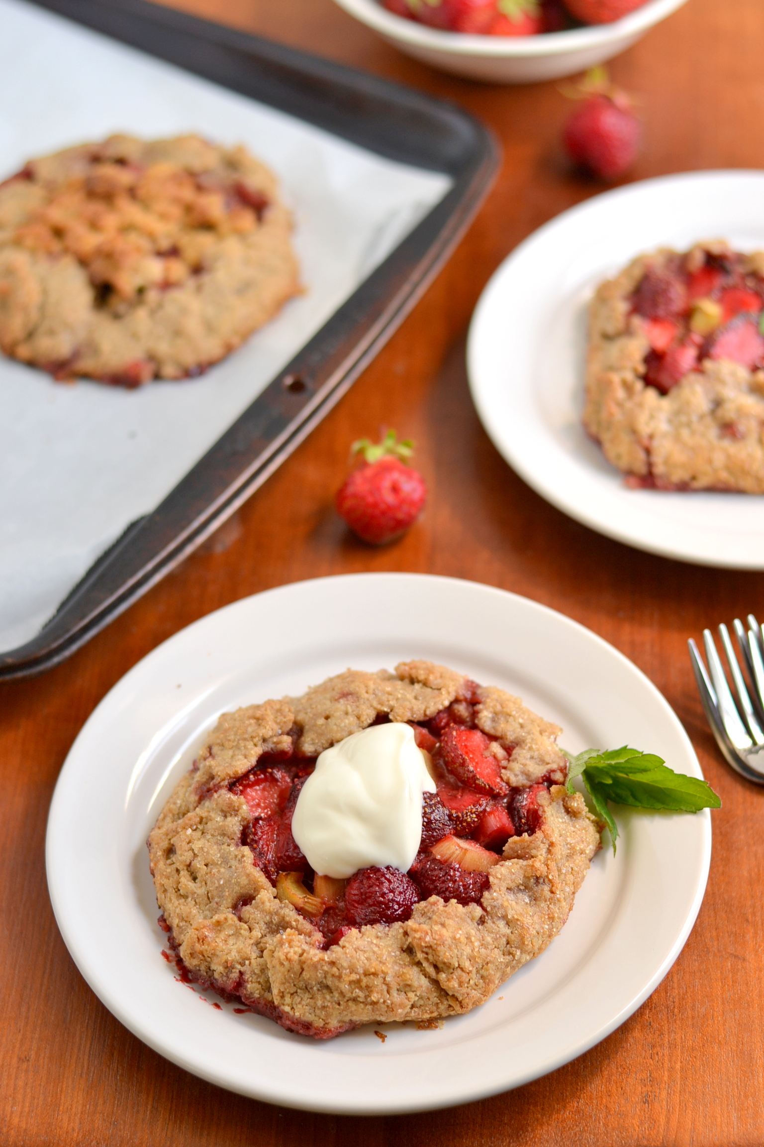 frozen strawberry rhubarb pie baking instructions