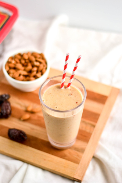 3 Ingredient Date Shake