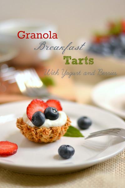 granolabreakfasttarts