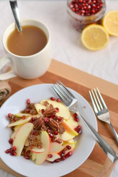 Raw Apple Pom Crisp Image