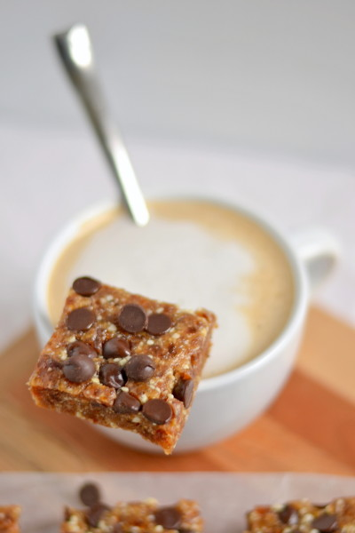 Cashew Chocolate Chip Cookie Larabar Image