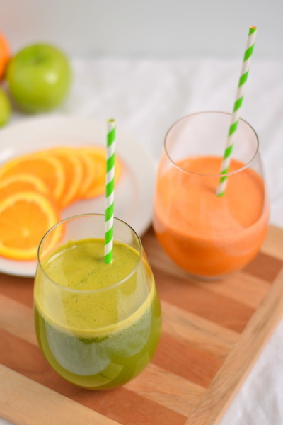 Feel Better Green Juice Image
