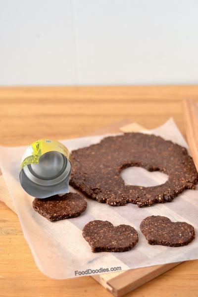 DIY Heart Cookie Cutter