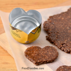 Thumbnail image for Quick and Easy DIY Heart Cookie Cutter