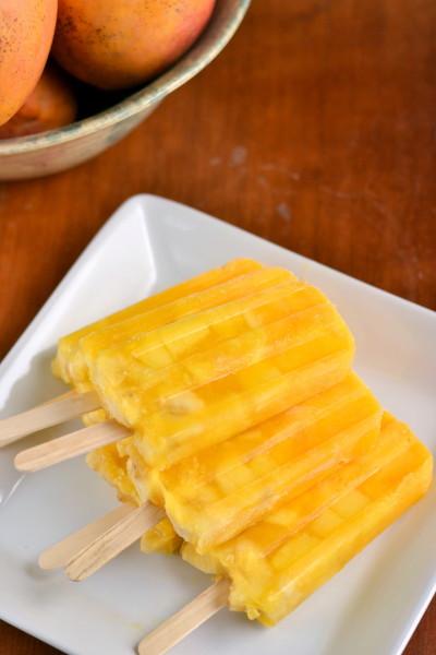 Tropical Sunrise Popsicle Image