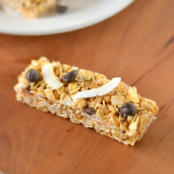 Thumbnail image for Coconut Chocolate Chip Granola Bars