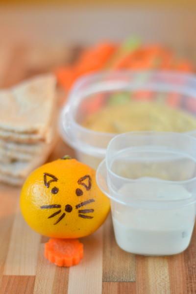 Kitty Orange