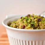 Naturally Gluten Free Quinoa Stuffing