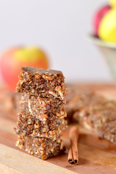 Apple Pie Larabar Bites Image
