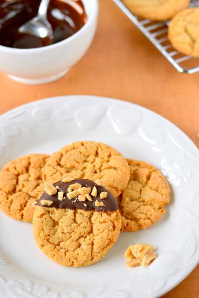 chocolate-dipped-flourless-peanut-butter-cookies-7