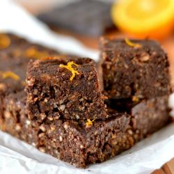 Thumbnail image for Chocolate Orange Larabar Bites