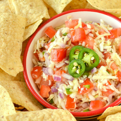 Thumbnail image for Spicy Jalapeno Cabbage Salsa