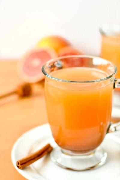 Grapefruit Tea - Home Cough Remedy