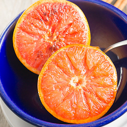 Thumbnail image for Ginger and Brown Sugar Broiled Grapefruit